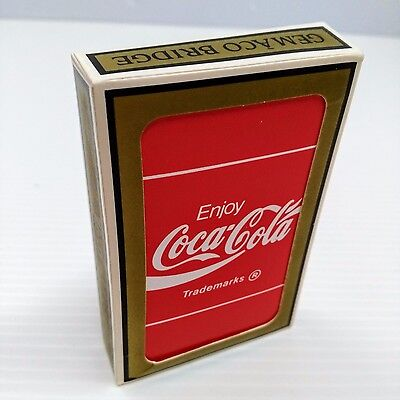 Coca-Cola Standard Playing Cards - FREE SHIPPING