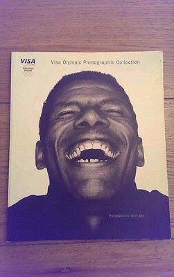 Visa Olympic Photographic Collection by Jason Bell Book 2000