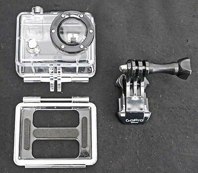 Genuine GoPro HERO 2 Underwater Waterproof Case Housing+JHook+Skeleton Door