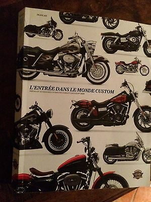 CATALOGUE PIECES HARLEY DAVIDSON 2010 - 800 pages -