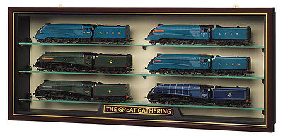 Hornby The Great Gathering Collection 6 Pack with Cabinet (Power Grunt Hobbies