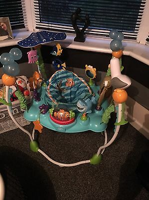 Finding Nemo Baby Jumperoo