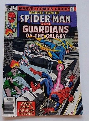 Marvel Team-Up #86 Marvel Comics 1979