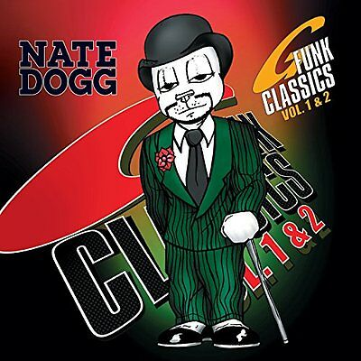 Nate Dogg - G Funk Classics Volumes 1 and 2 Vinyl LP (2) Thump NEW