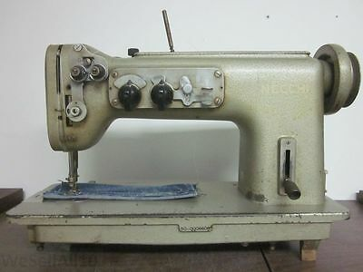 Necchi Rzi Zig Zag  Industrial Sewing Machine With Reverse