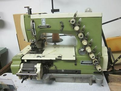 RIMOLDI 264-11-4EL-09 Multi Needle with puller sewing machine