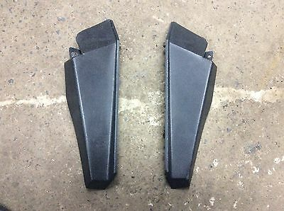 polaris indy xlt rear side bumber trim cover
