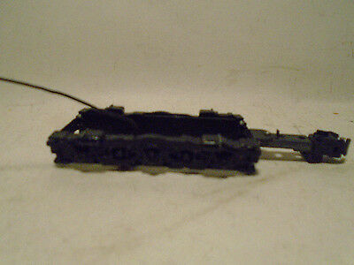Lionel American Flyer #8153-97 Diesel Truck Frame With Coupler & Pickup Shoe