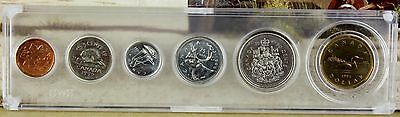 Canada 1996 Uncirculated Set Royal Canadian Mint