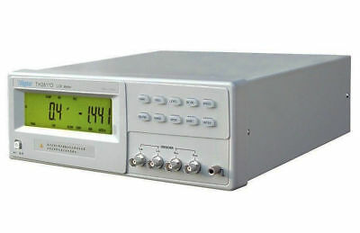 New TH2811D High Precision LCR & Impedance Meters Benchtop LCR Meter 10KHZ 0.2%