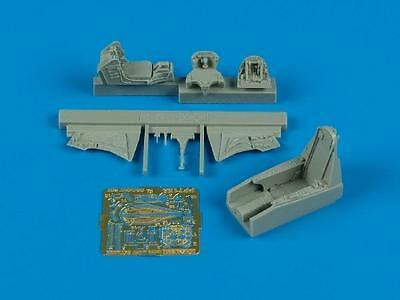 Aires 1:72 A-4 E/F Skyhawk Cockpit Set for Fujimi Kit - Resin Update #7158