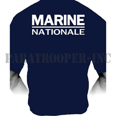Tee-Shirt Marine Nationale Type 2