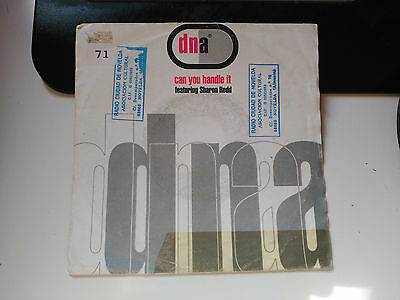 Single Dna Featuring Sharon Redd - Can You Handle It - Emi Germany 1992 Vg/vg+