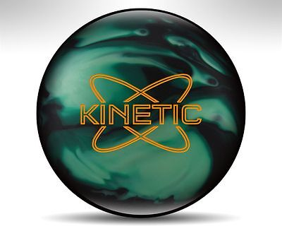 Bowling Ball Track Kinetic Emerald