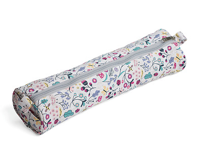 Knitting Needle / Pin Bag Storage Case by Hobby Gift Spring Time 10x40x5.5cm
