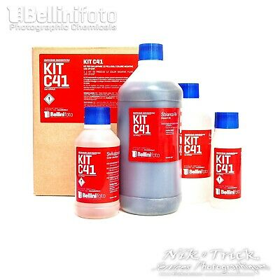BelliniFoto's RA4 Kit ~ Best Chemistry, Best Price ~ 5 Litre Kit