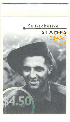 Australian Heroes booklet-mnh-military complete