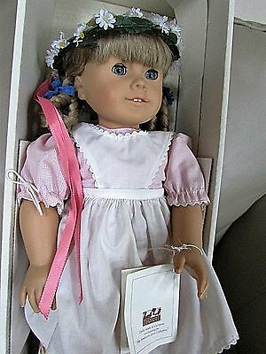 American Girl Pleasant Co Kirsten Larson Doll-Retired With Original Box