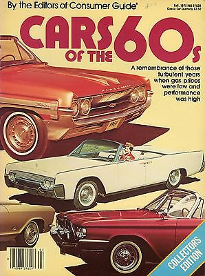 Cars of the 60s • 1979 • Consumer Guide • Good Condition