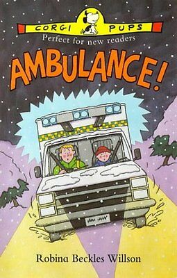 BBB,Ambulance!,Robina Beckles Willson