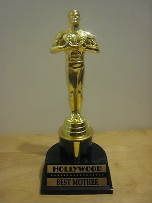 Hollywood Award Movie Famous Oscar Trophy - Best Mom,dad,girlfriend,boyfriend
