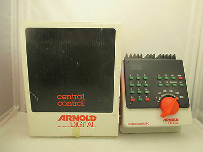 Arnold 86029 Central Control 80 Digitalzentrale in OVP