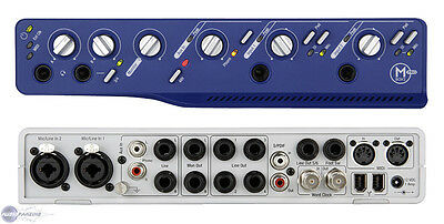 interface audio mbox 2 pro