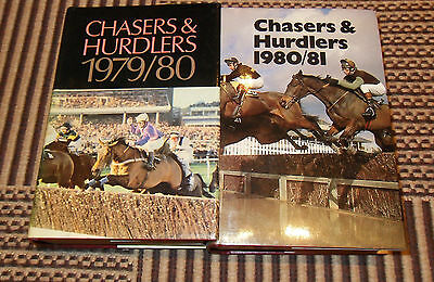 Chasers & Hurdlers 1979/80 & 1980/81 - Timeform