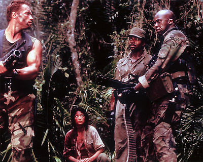 Bill Duke - Mac - Predator - Signed Autograph REPRINT