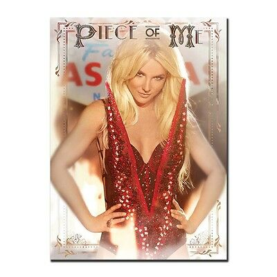 Britney Spears Piece of Me Tour Book