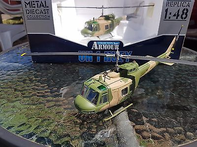 Franklin Mint 1:48 Scale R.A.A.F UH-1H Helicopter. 5 SQDN. Aviation Regiment.
