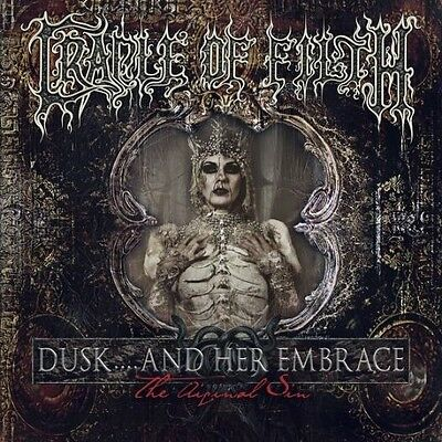 Cradle Of Filth Dusk...and Her Embrace The Original Sin Doppio Vinile Lp Bianco