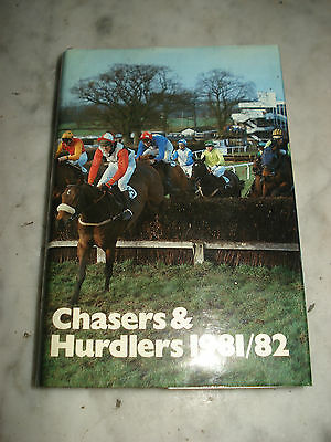 Chasers & Hurdlers 1981/82 A Timeform Racing Publication,PHIL BULL