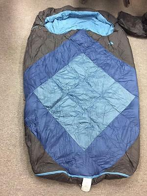 New  North Face Campforter Double Sleeping Bag A2Sbierd Long