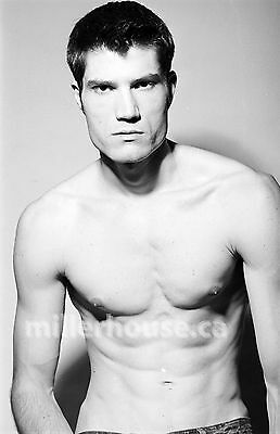 Lenox Fontaine Original B&W 35mm Film Negative Male Model Gay Interest Photo #19