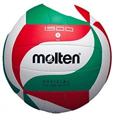 V5M1500 Volleyball Ball Training Ball Colour Sport Fitness Outdoor, Size 5