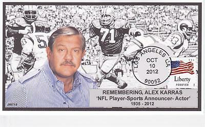 Jvc Cachets - 'remembering Alex Karras' Football/actor Mourning / Event Cover #1