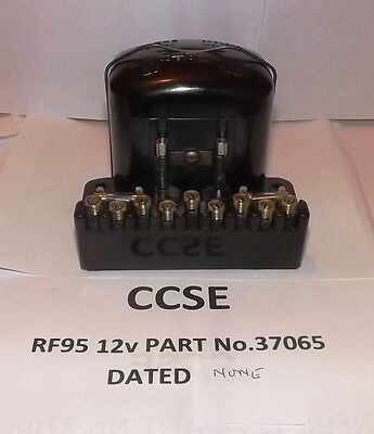 Genuine Reconditioned Lucas Rf95 12V 37065 Date None On It