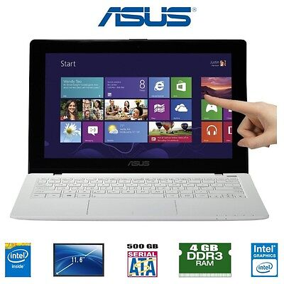"Asus F200MA-CT067H Intel Celeron N2815 4 GB 500 GB Intel HD Graphics 11.6"" Usado"