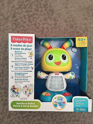 Fisher-Price Bright Beats Dance and Move BeatBo-French , Free Shipping