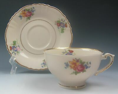 Syracuse China SANTA ROSA Cup and Saucer Set(s) EXCELLENT