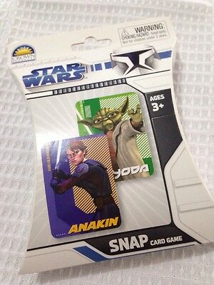 Star Wars - SNAP Card Game - New