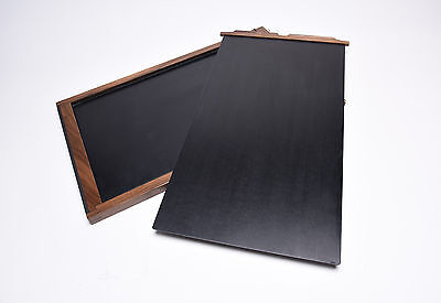 shenhao 12*20 Black Walnut Wooden Film Holder Usa Made For linhof Sina Toyo New