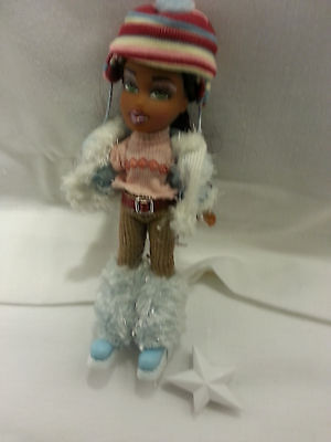 2001 lil bratz doll - winter outfit