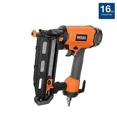 RIDGID 16-Gauge 2-1/2 in. Straight Nailer R250SFE