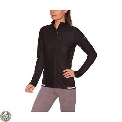 Gore Running Wear Tg: 38 Nero Giacca Soft Shell Donna Air 2.0 Nuovo