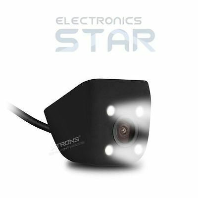 170° HD Car Reverse Parking Reversing Camera Rear View Cam 4 LED Night Vision