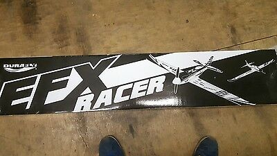 Durafly EFX Racer rc plane with receiver