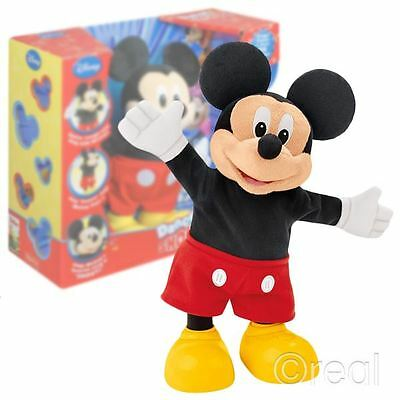 New Disney Mickey Mouse Dance & Shout 20 Phrases Songs Games Clubhouse Official