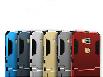Shockproof Rugged Hybrid Hard Kickstand Case Cover for OnePlus 3 / 3T Three
